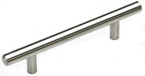 Schaub Stainless Steel 128 mm CC Bar Pull (SS 128)